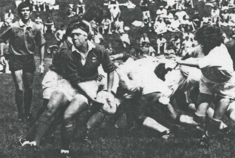 Throwback Thursday: Eagles land in Wales