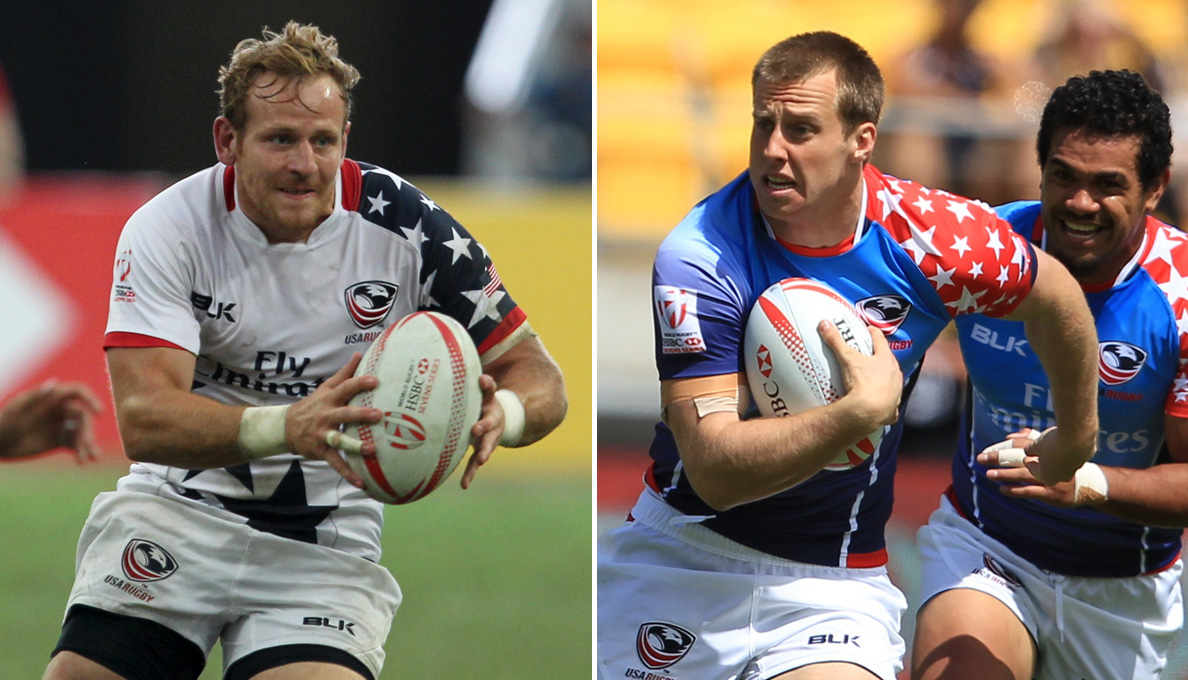 Men's Eagles Sevens selected for home leg of Series