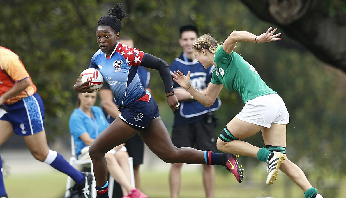 Women named for HSBC USA Sevens Las Vegas Invitational USA Rugby