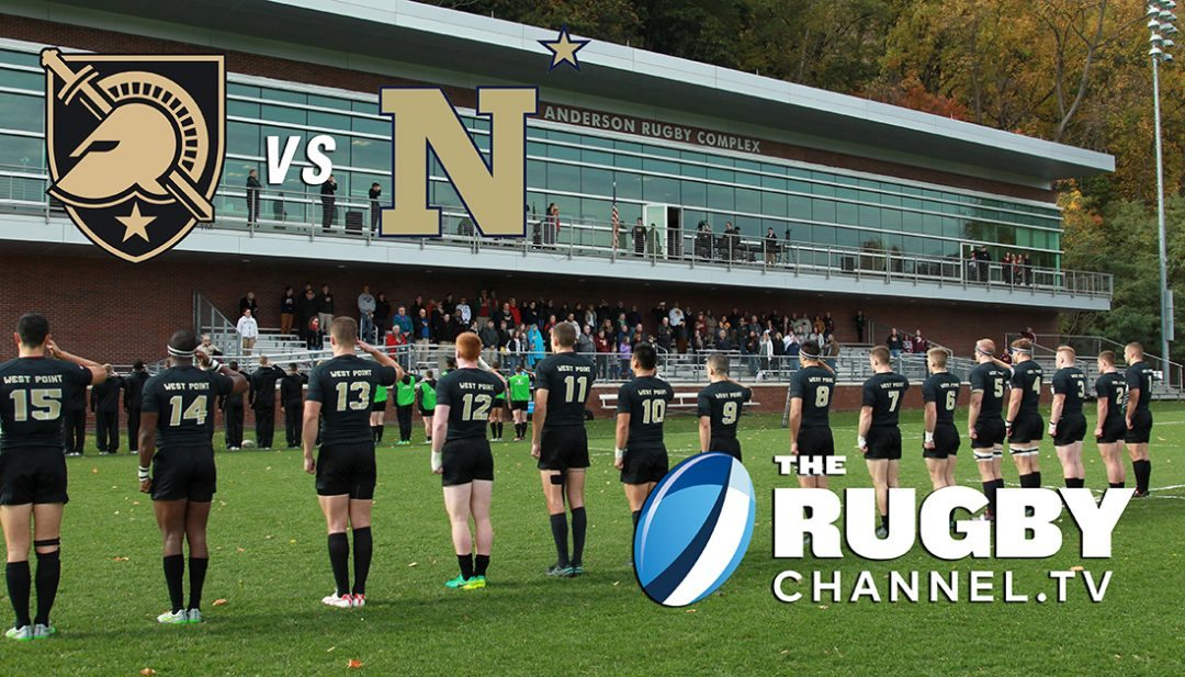 The Rugby Channel Set to Stream Army-Navy Rugby Match