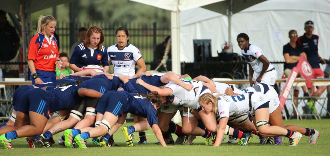 USA's #WRWC2017 Success Begins with You