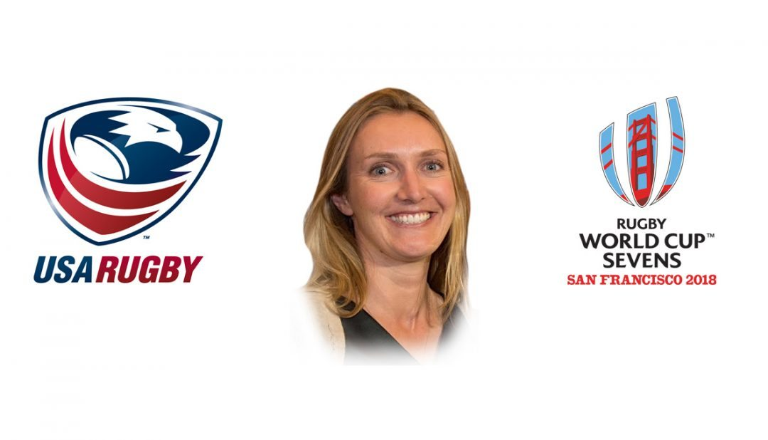 USA Rugby hires Rosie Spaulding as General Manager for Rugby World Cup Sevens 2018 in San Francisco