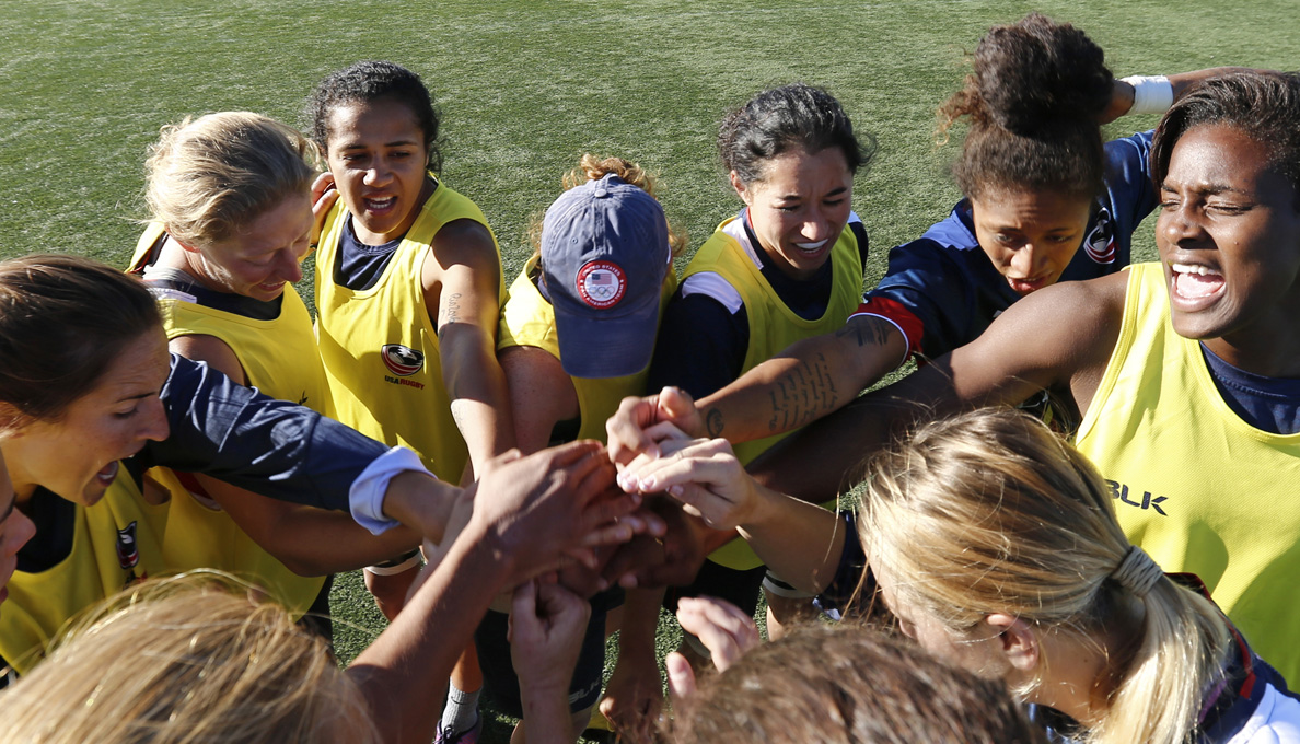 Women's Eagles Sevens: Las Vegas 2017 preview
