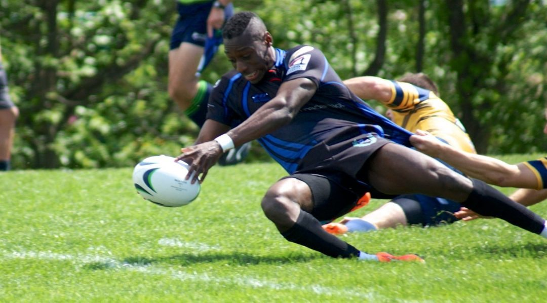 Club Rugby's Saturday Six-Pack: April 15, 2017
