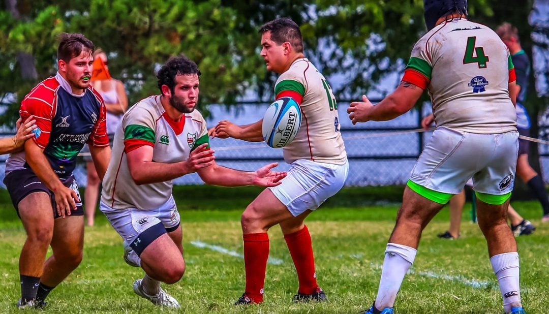 Club Rugby's Saturday Six-Pack: April 7, 2017
