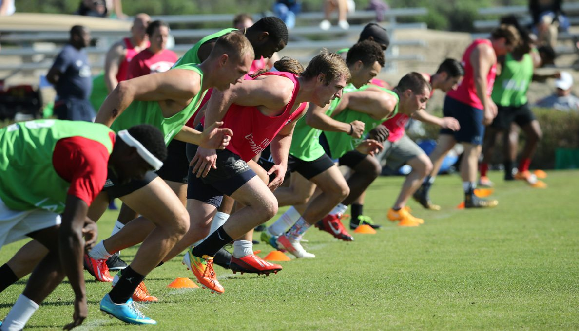 New National Assessment Camps targeting athletes of varying experience