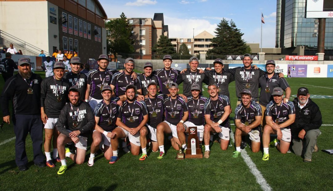 Whitewater completes National Championship double at College 7s