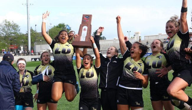 Lindenwood wins first National Championship at College 7s