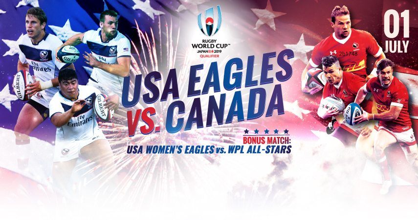 Image result for Canada vs usa rugby live pic logo