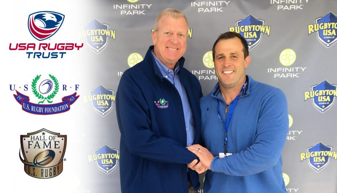 USA Rugby Trust, U.S. Rugby Foundation partner for Hall of Fame Dinner