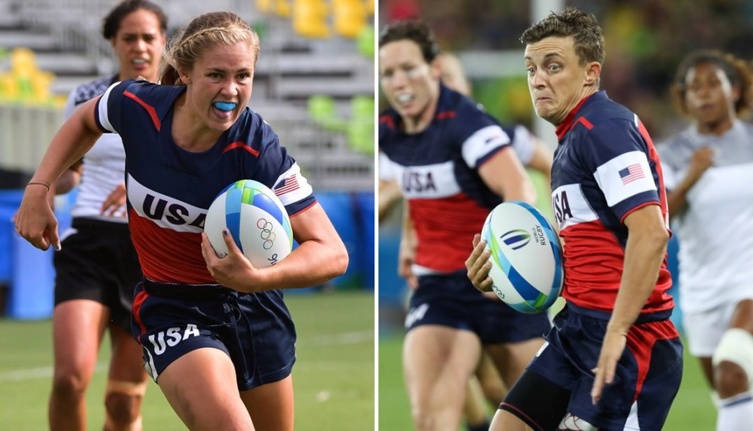 Team USA Olympians back in Eagles squad for Canada Sevens