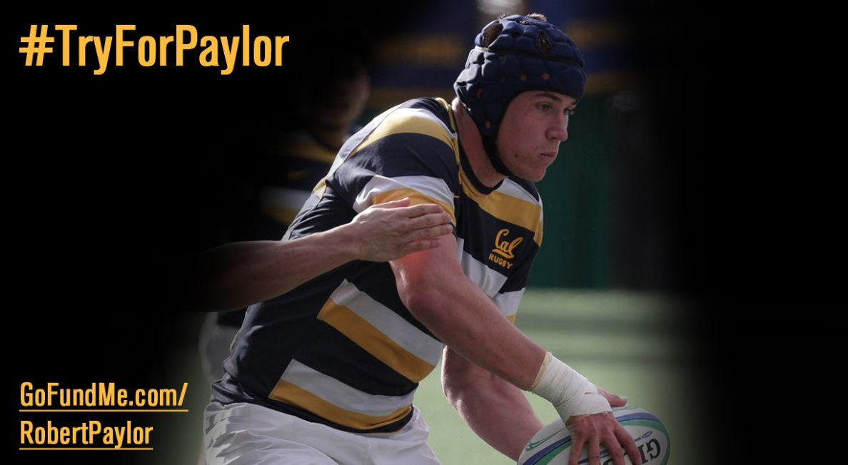 Stand and applaud #TryForPaylor this Saturday at USA v IRE