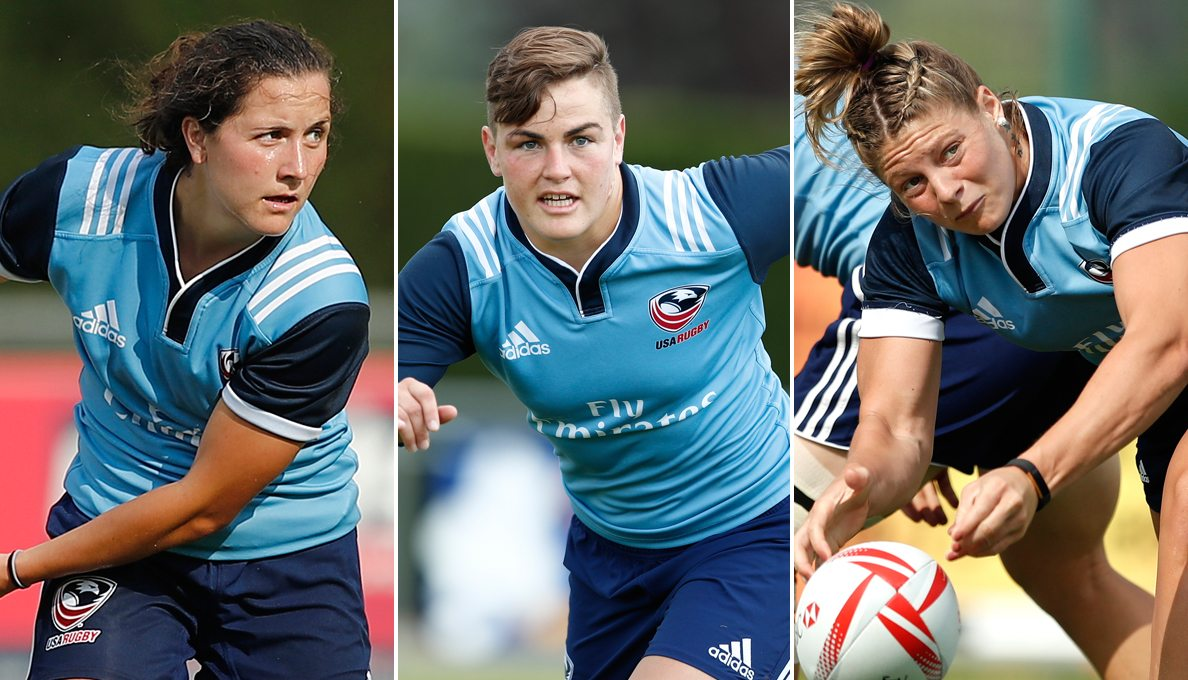 Women's Eagles Sevens: Clermont-Ferrand 2017 preview