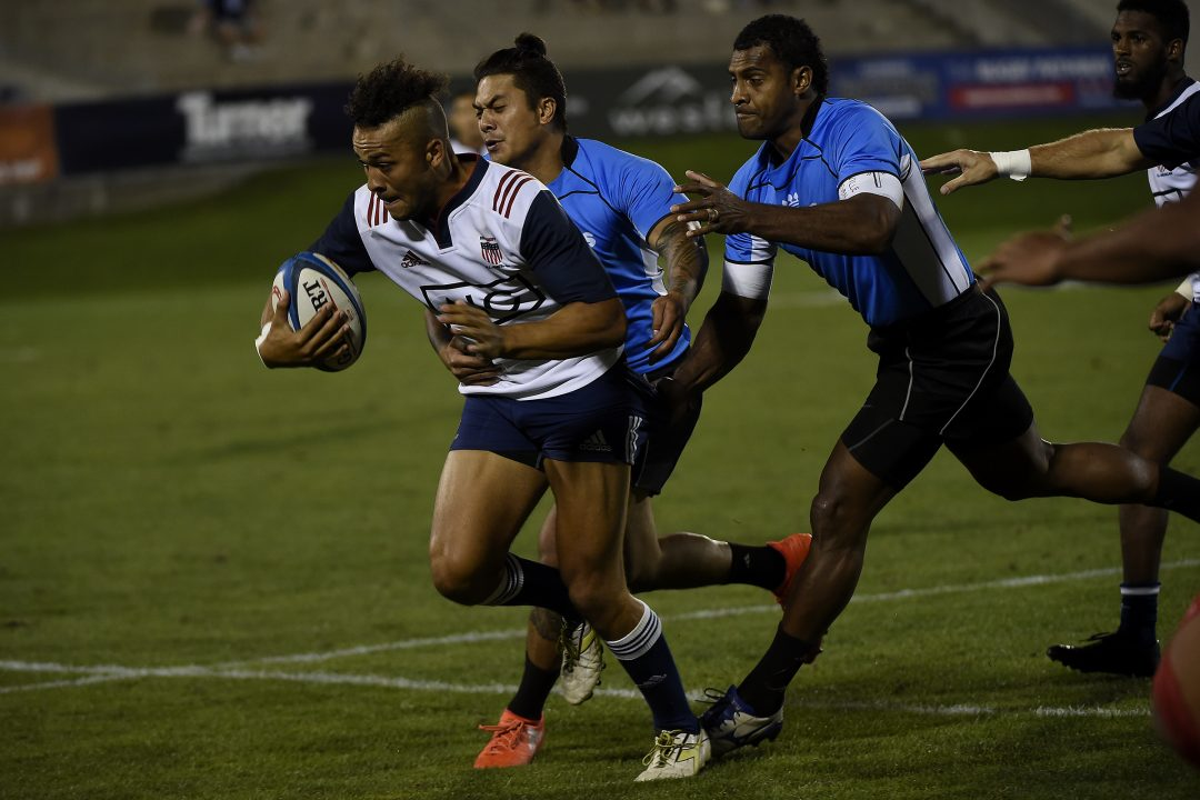 AIG Men's Collegiate All-American Sevens capture Bowl victory at RugbyTown