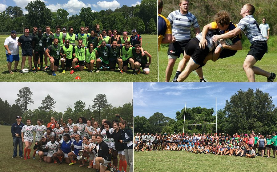 Donor Spotlight: Simone Bontly and Carolinas Geographic Rugby Union
