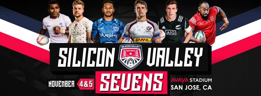 USA settled into Pool C at Silicon Valley Sevens