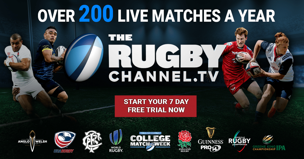 The Rugby Channel releases Fall lineup