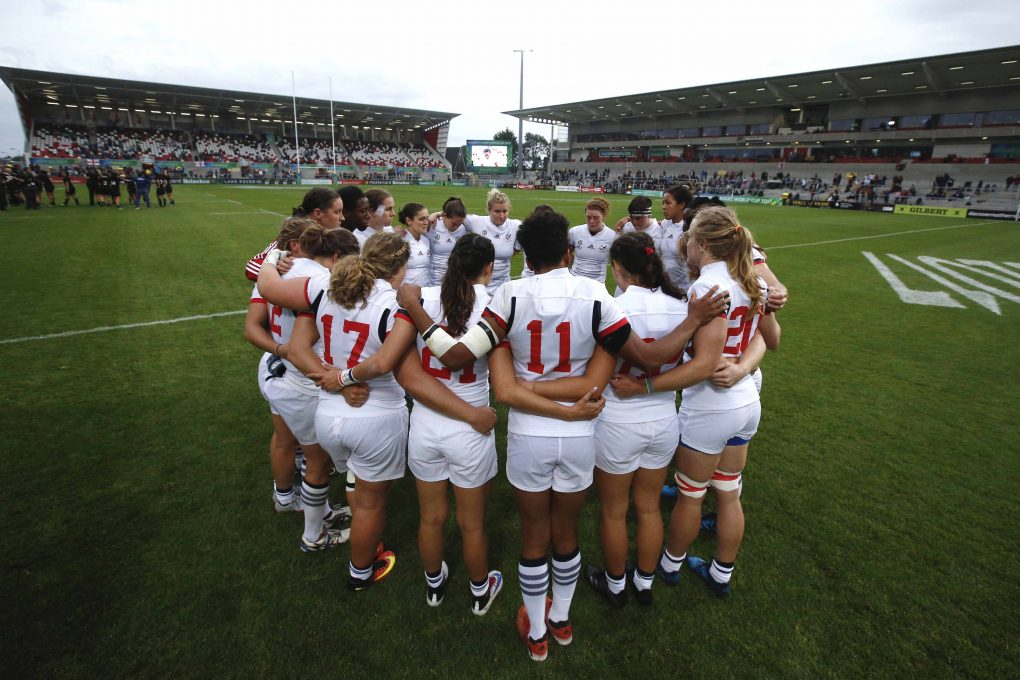 Donor Spotlight: U.S. Women's Rugby Foundation