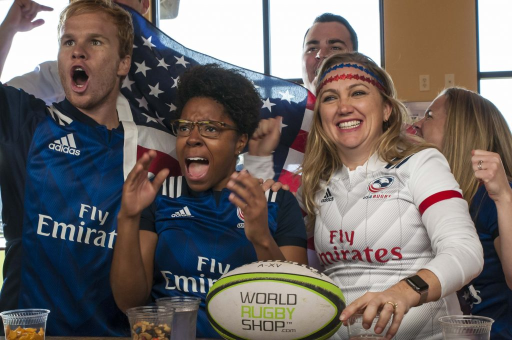 USA Rugby and adidas unveil all new Men's and Women's 15<span class='lowercase'>s</span> Kit