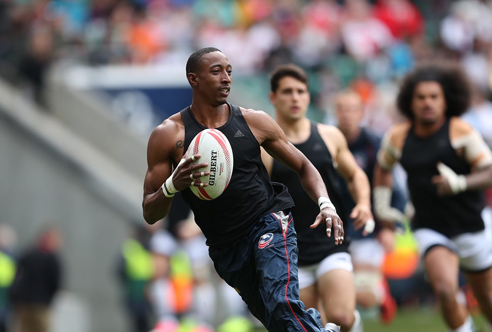 Perry Baker honored as World Rugby Men's Sevens Player of the Year