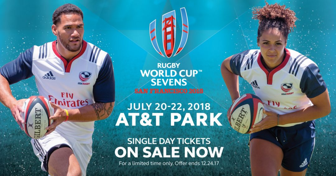 Rugby World Cup Sevens 2018 Single Day Tickets Now On Sale