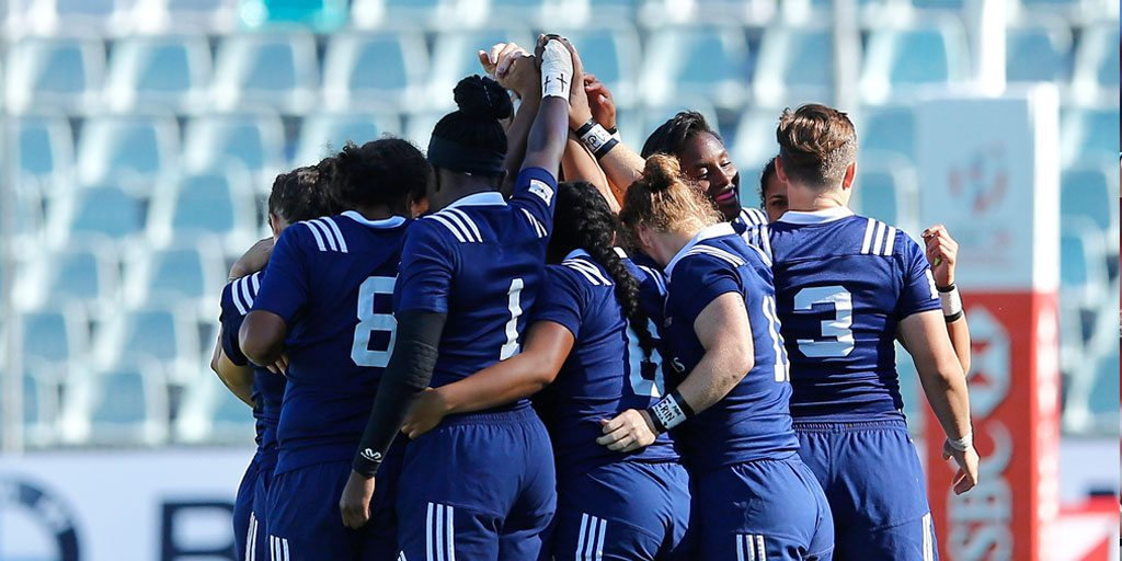 Women's Eagles Sevens: 2017 Dubai Sevens Preview