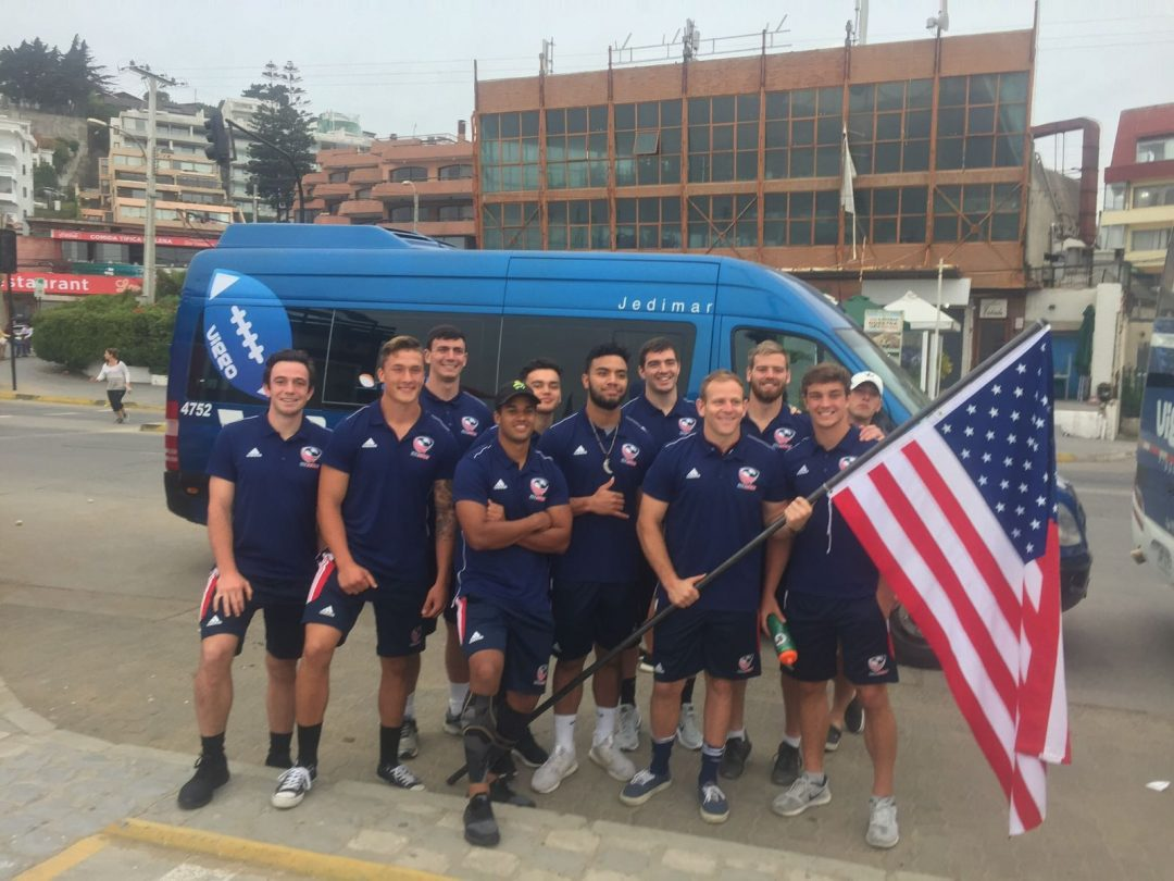 Falcons Return Home from 2018 South American Tour