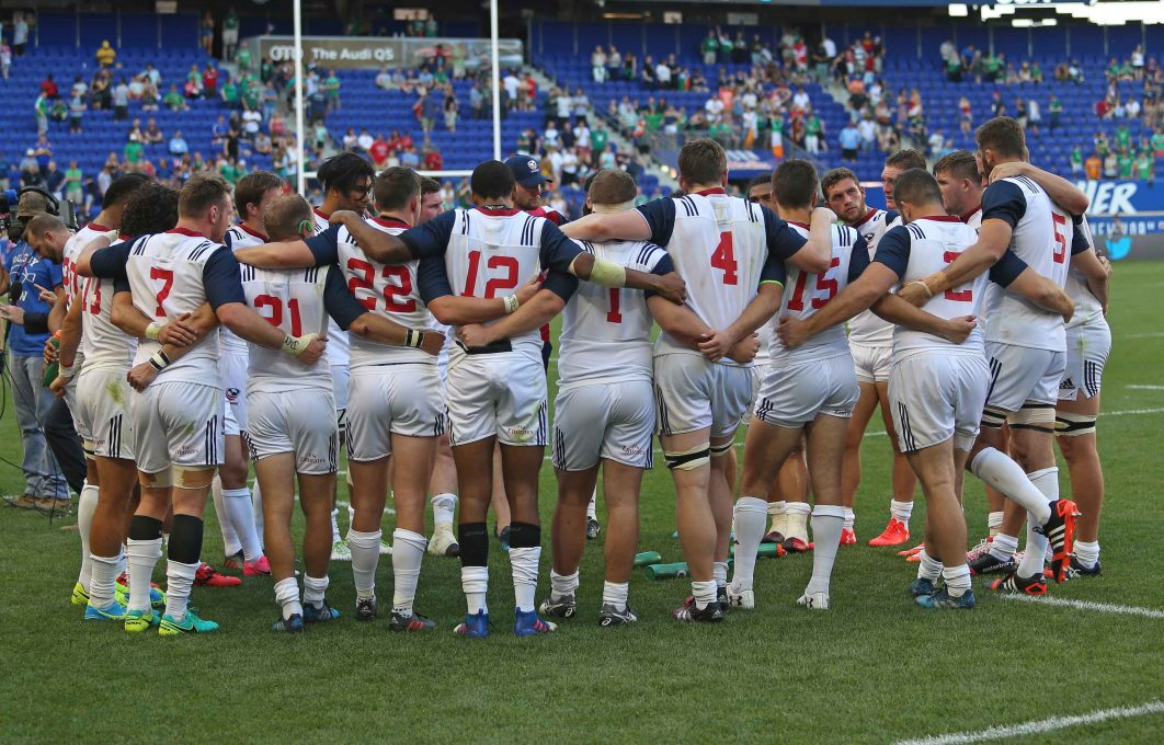 Men's Eagles Announce Roster for 2018 Americas Rugby Championship