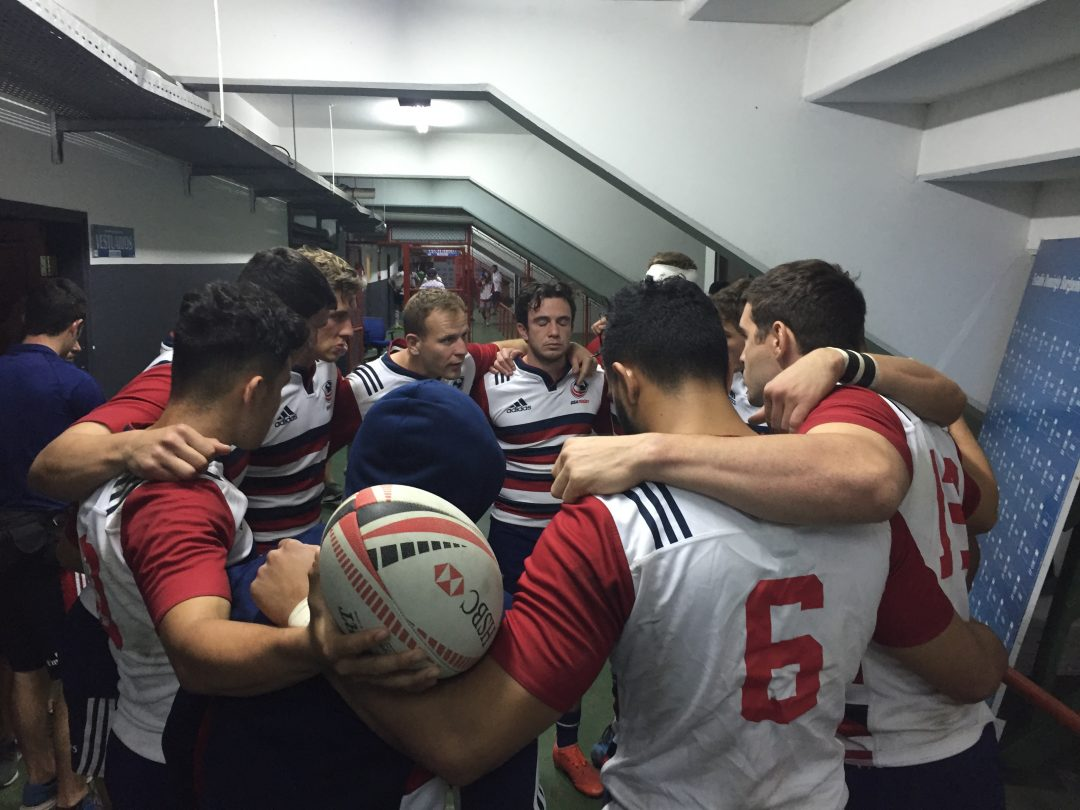 Falcons Depart Punta del Este for Second Leg of Sudamérica Sevens in Chile