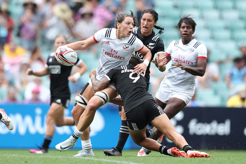 USA Women's Sevens – Page 2 – USA Rugby