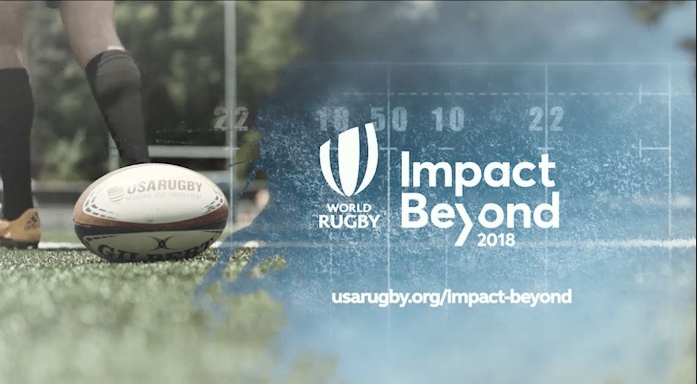 Rugby World Cup Sevens 2018 looks to inspire youth rugby with Impact Beyond