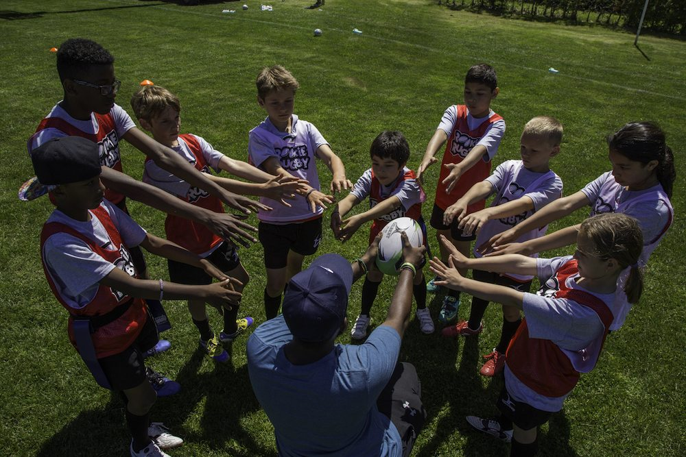 Rugby World Cup Sevens Announces Community Champions Recognition Program
