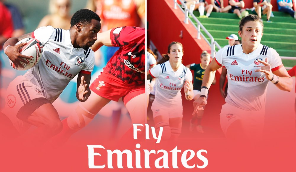 USA Rugby and Emirates Airline renew presenting partnership