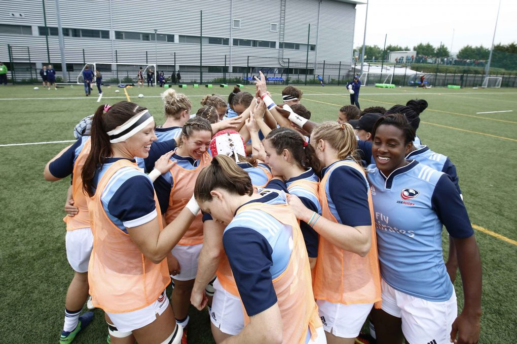 USA Rugby Opens Search for Women's National Team Head Coach