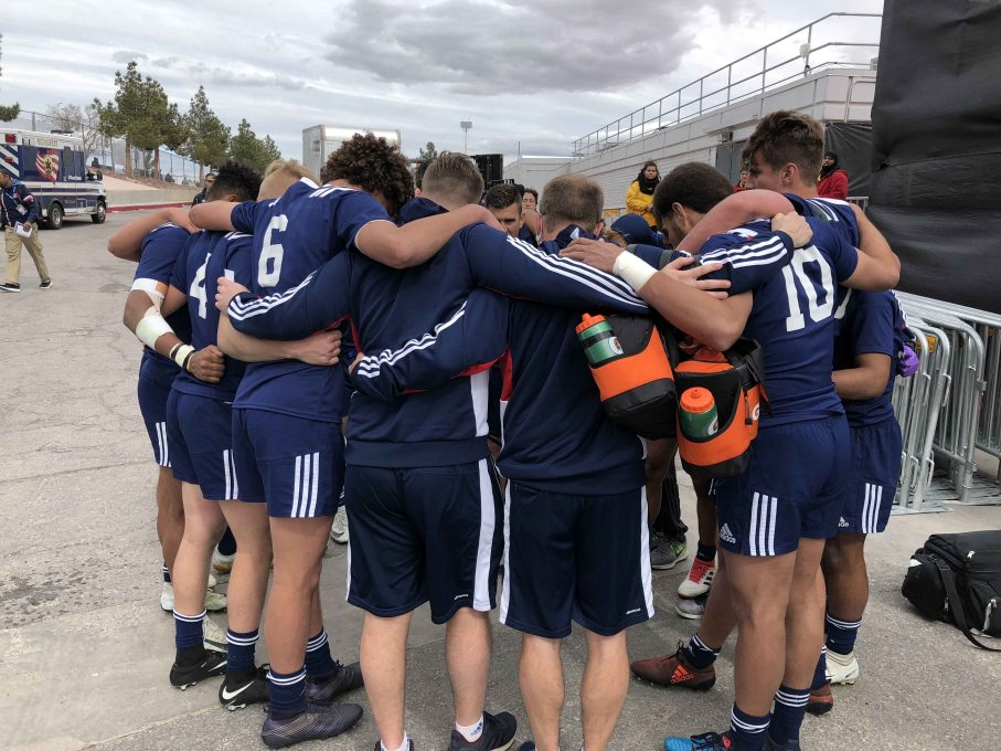 USA Rugby Boys Qualify for 2018 Youth Olympic Games