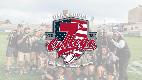 College 7s Pools Announced