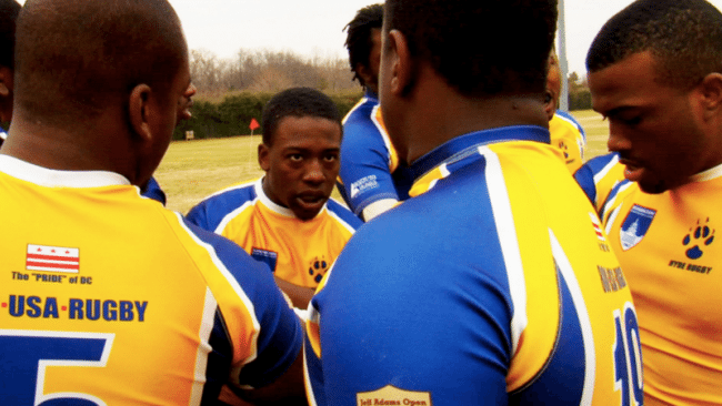 Washington D.C.'s Hyde Rugby at the forefront of new documentary