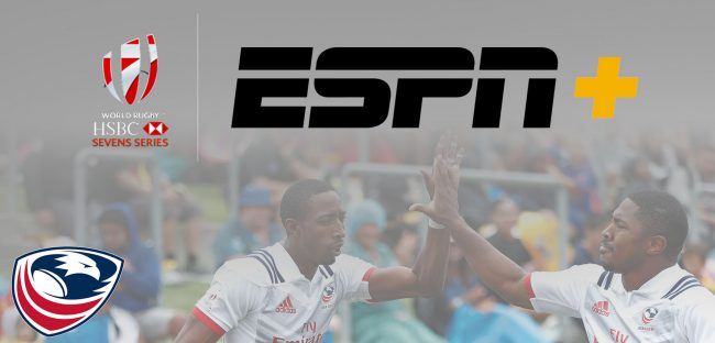 HSBC World Rugby Sevens Series Now on ESPN+