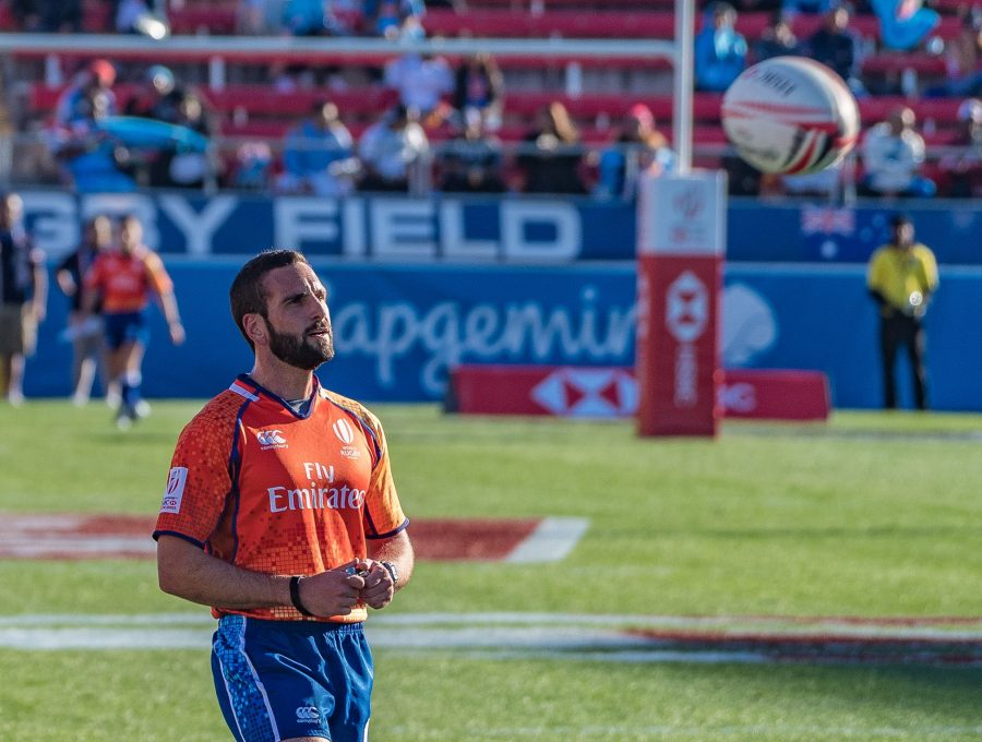 USA Rugby Referee Mike O'Brien Selected for Rugby World Cup Sevens 2018