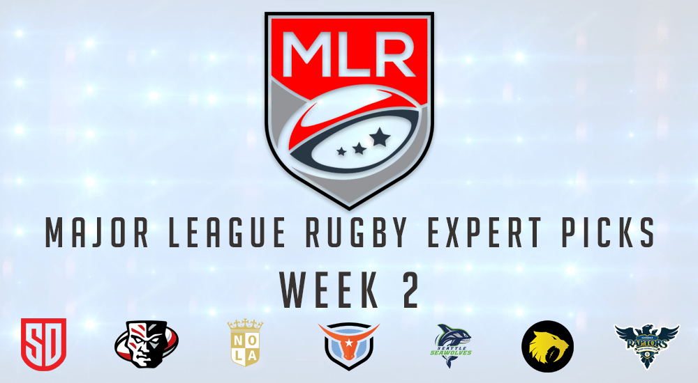 Rugby Media make their picks for Week 2 in MLR