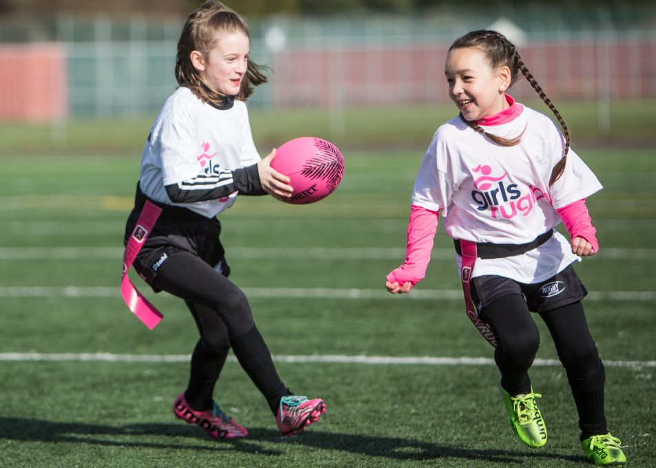 Girls Rugby, Inc: A new platform for the growth of girls rugby