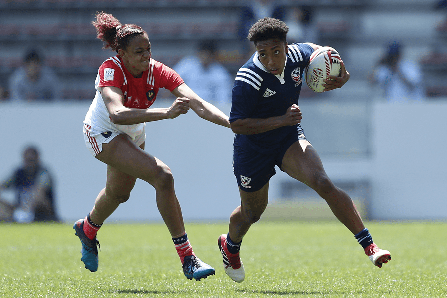 Kristen Thomas to Miss Canada Sevens Due to Injury