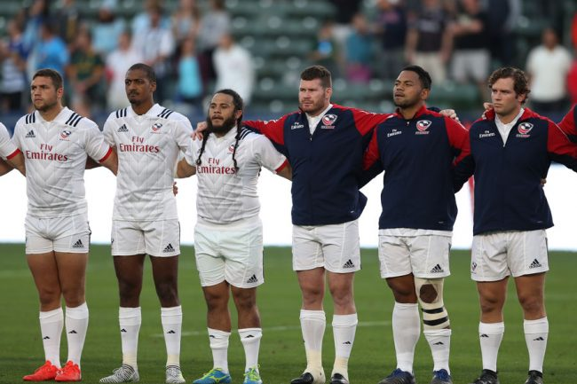 Men's Eagles Announce Full Roster for Summer Test Series