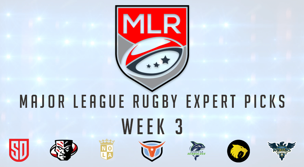 MLR Expert Picks: Week 3