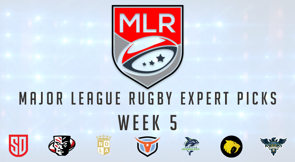MLR Week 5 Picks: Who Ya Got?