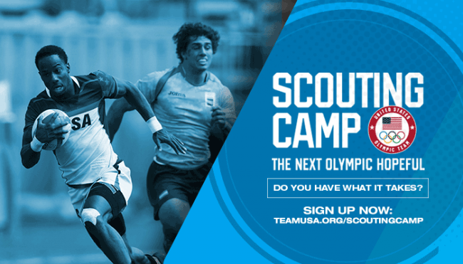 Registration Opens for U.S. Olympic Committee's Scouting Camp: The Next Olympic Hopeful