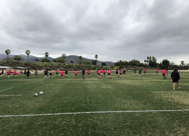 Camp Attendees Announced for Men's Junior All-American World Rugby Trophy Qualifier