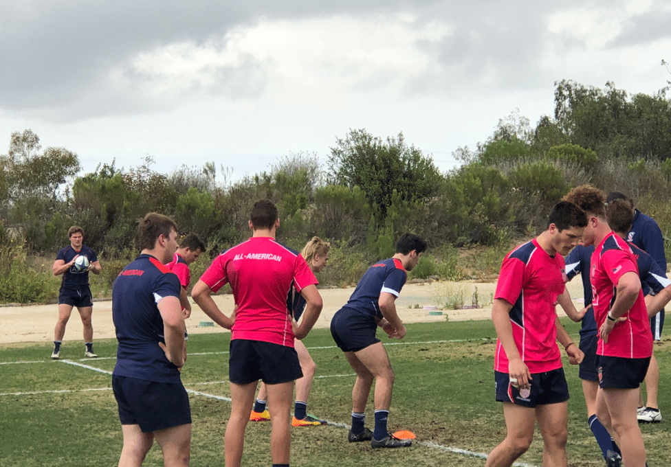 Roster Announced for Men's Junior All-Americans World Rugby Trophy Qualifier