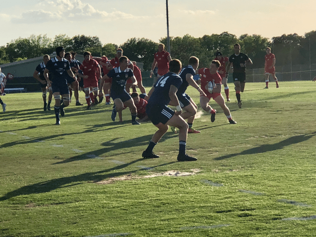 Men's Junior All-Americans Fall to Canada U20s in First Match of World Rugby Trophy Qualifier