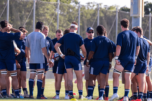 Starters Revealed for Final Match of Men's Junior All-Americans' World Rugby Trophy Qualifier